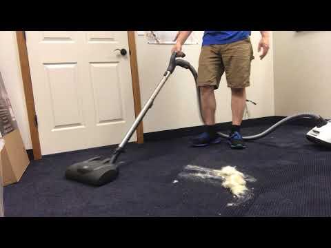 How to adjust Miele SEB 228 Power Head and C3 Vacuum