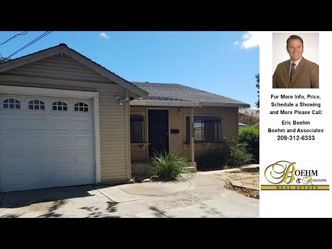 1920 Bessie Ave, Tracy, CA Presented by Eric Boehm.