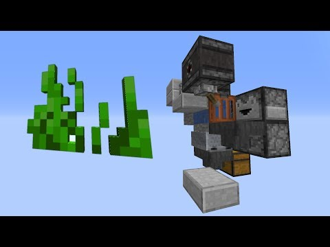 Automatic Seagrass Farm! [Simple]- 1.13 snapshot