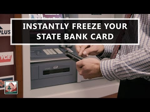 Instantly Freeze Your Lost or Stolen Card