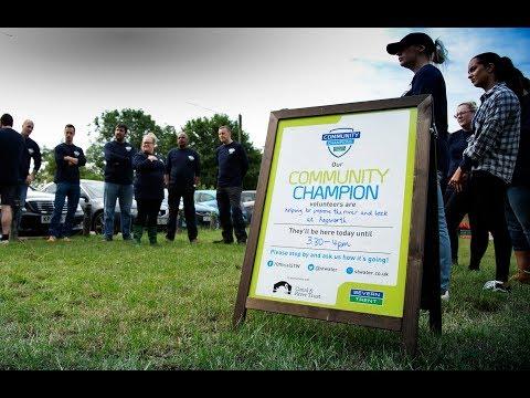 SEVERN TRENT | COMMUNITY CHAMPIONS