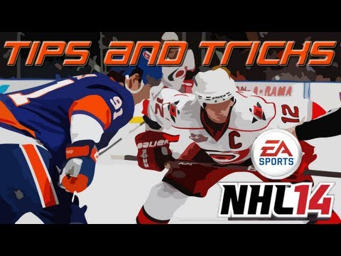 NHL 14 Tips and Tricks: How to Win a Fight