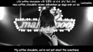 K Will & Mamamoo Ft  Wheesung   Peppermint Chocolate MV Eng subs + Romanization + Hangul HD