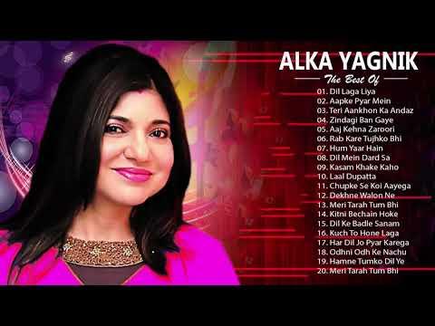 Xxx Mp4 ALKA YAGNIK Hit SOngs Best Of Alka Yagnik Latest Bollywood Hindi Songs Golden Hits 3gp Sex