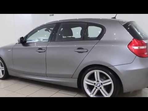 USED  BMW 1 SERIES 2.0 116I M SPORT 5DR 121 BHP
