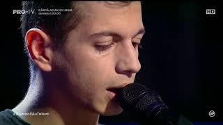 Românii Au Talent 2019 - Denis Lupan [Partea 2]