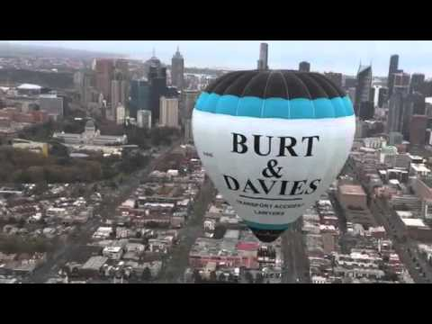 Hot Air Ballooning, Melbourne, Australia | Experience OZ & NZ