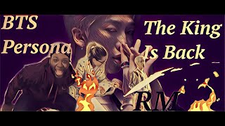 Download BTS (방탄소년단) MAP OF THE SOUL : PERSONA 'Persona' Comeback Trailer Reaction | RM HAD ME SHOOK Video