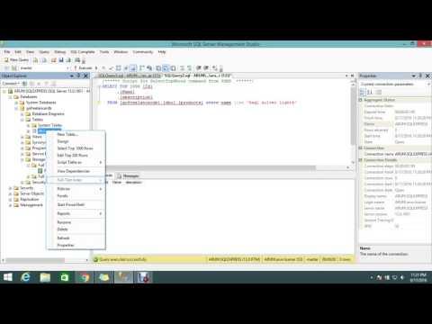 Understanding Full Text Indexing in SQL Server - go freelancer(1/2)