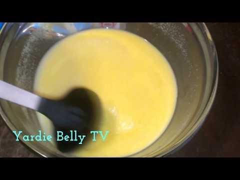 How To Make Jamaican Cornmeal Porridge