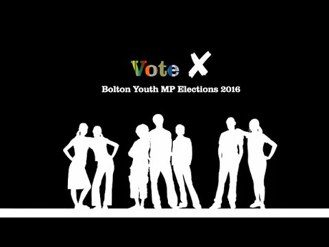 Bolton Youth MP Elections 2016