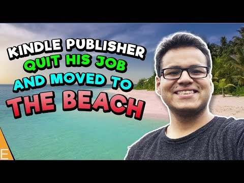 How To Make Your First $1500 A Month With Kindle Publishing   Self Publishing Success Story
