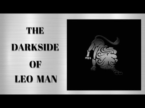 Darkside of Leo Man In A Relationship