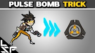 Pulse Dash -tracer Ultimate Pulse Bomb Tip | Overwatch