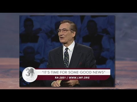Adrian Rogers: It's Time for Some Good News #2051