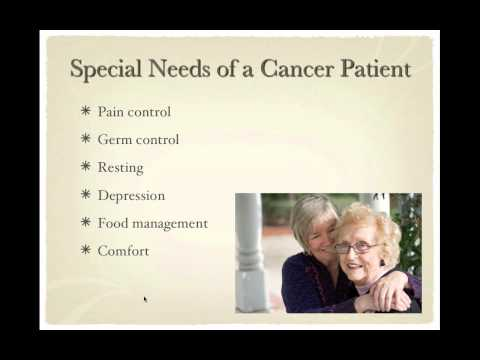What it takes to be a Cancer Caregiver
