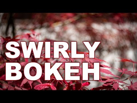 The Lensbaby Burnside Lens ► Double Aperture Lens with Swirly Bokeh!