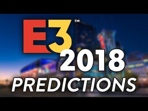 E3 2018 Publisher Predictions!! (Activision, Capcom, CD Projekt Red, and More!)