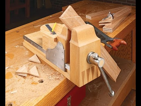 Inside Look: Auxiliary Vise