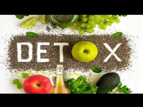The 7-Day Detox Diet Plan | Time to Get Healthy & Active