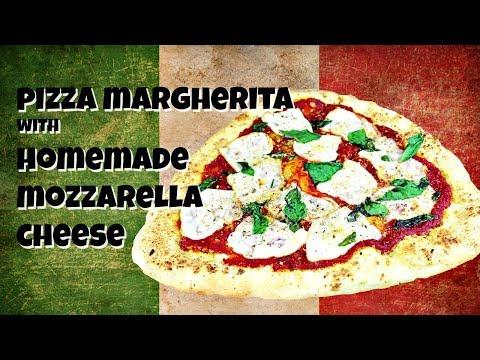 Pizza Margherita~ How to Cook Vegan for Beginners || Gretchen's Vegan Bakery