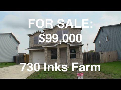 San Antonio HUD Homes -- HUD King tours 730 Inks Farm