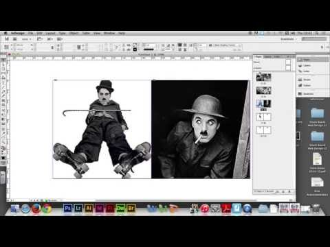 Week 07/04 - Creating a SWF flipping book in Adobe InDesign