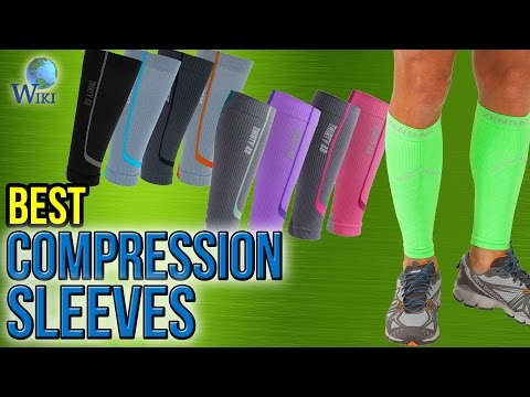 10 Best Compression Sleeves 2017