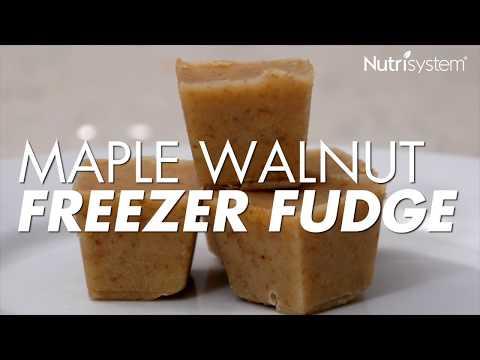 Walnut Freezer Fudge