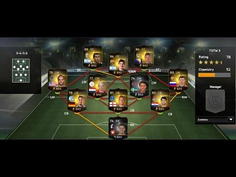 FIFA 15 Mass Pack Opening HD