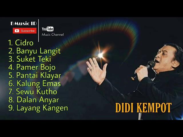 Download DIDI KEMPOT – CIDRO, BANYU LANGIT, PAMER BOJO   KUMPULAN LAGU JAWA TERBAIK MP3 Gratis