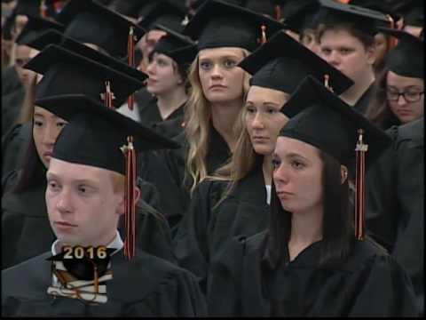 WBL High School Graduation 2016