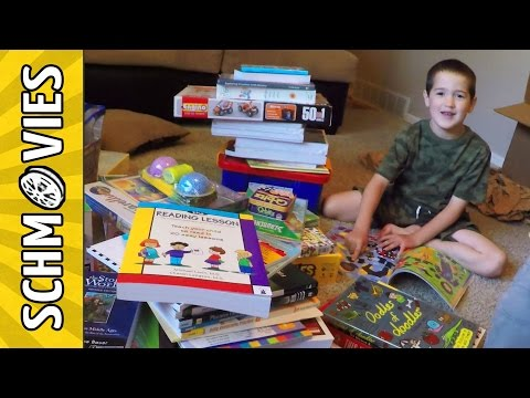 Our AMAZING Homeschool Curriculum Haul for Fall 2016!
