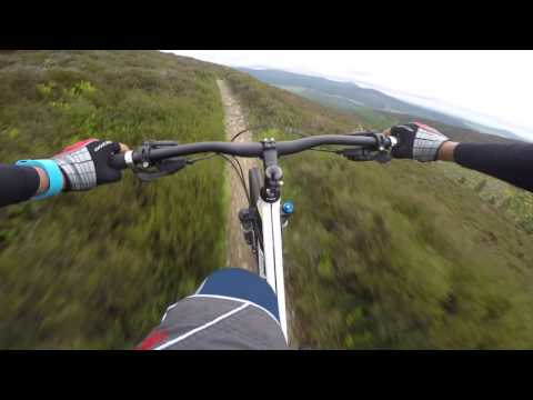Pitfichie Downhill Mountain Bike - Scotland
