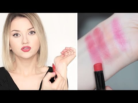 How to find your best RED lip color?