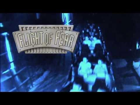 Flight Of Fear at Kings Island
