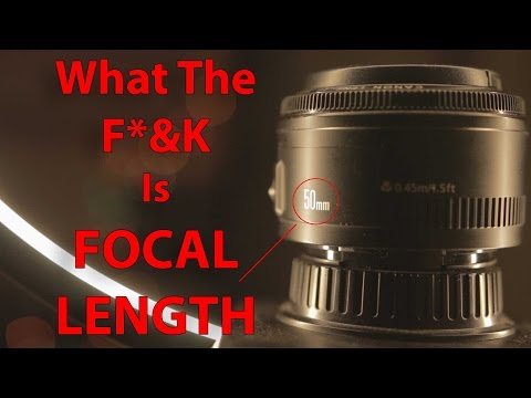 Focal Length Overview - What is focal length, and how does it affect my Camera, DSLR, Lens, etc?