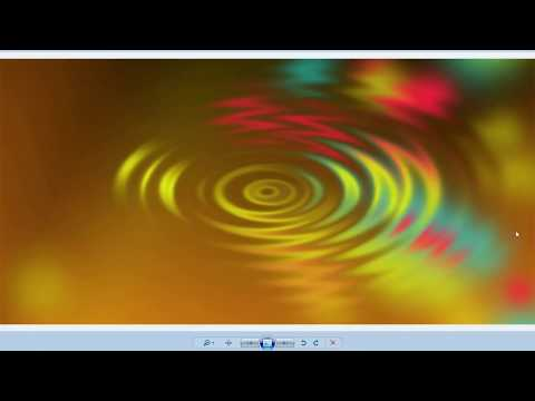 Tutorial Photoshop | Easy create a illustration water ripples background