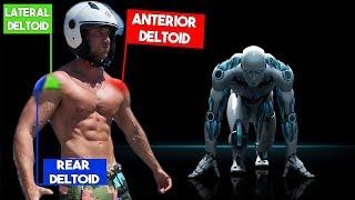 SCIENCE OF 3D DELTOIDS | The Best Science Backed Shoulder Workout