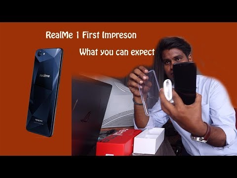 Realme 1 Super Fast Unboxing - What you can Expect