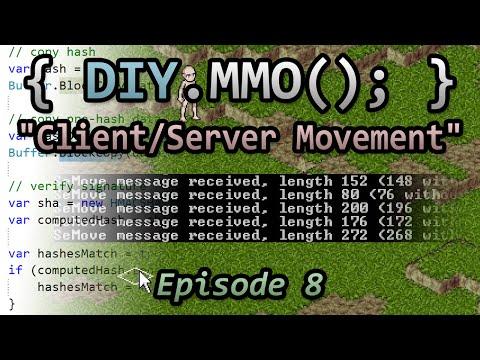 DIY MMO 8: