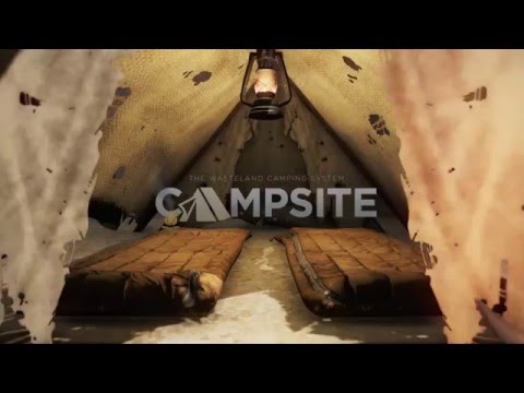 Campsite - Camping Mod for Fallout 4