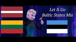 Let It Go (Baltic States Multilanguage)