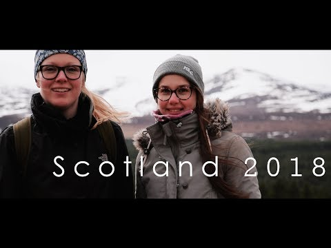Scotland 2018 - The Stremendous Puffin Hunt