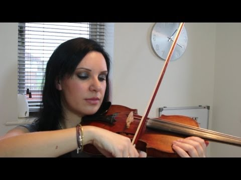 7 Ways to Get A Good Tone & Sound from the VIOLIN