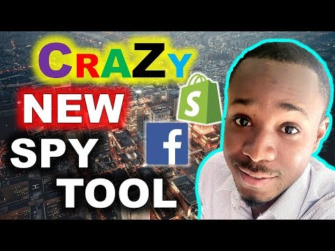 This SPY TOOL for Facebook Ads & Shopify is Genius 🕵