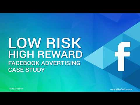 Facebook Advertising Case Study - Results From Optimizing Your