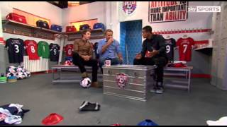 Jermaine Jenas picks his #One2Eleven - The Fantasy Football Club