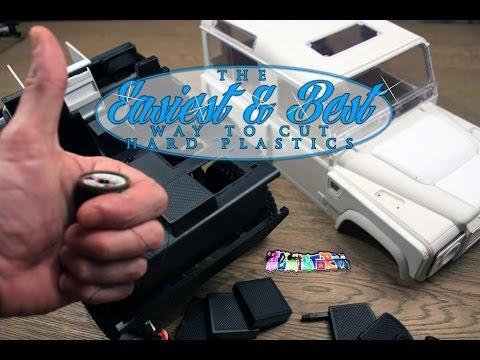 The EASIEST & BEST way to cut plastics! - RC4WD Gelande 2