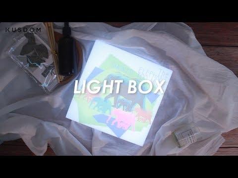 Light Box - Design Your Own